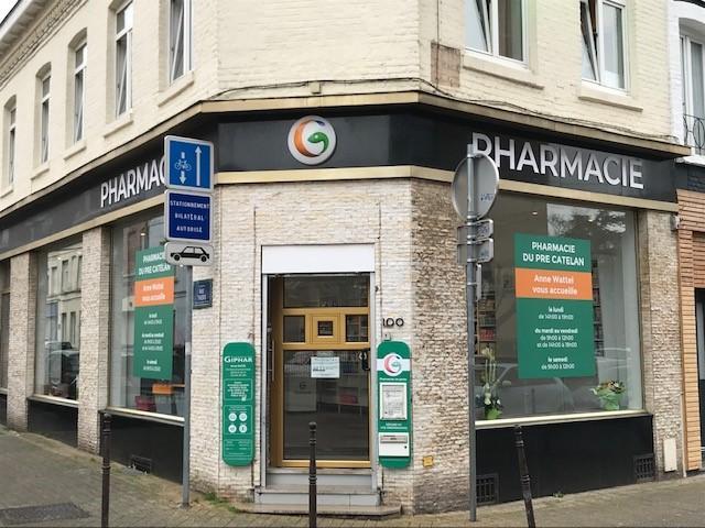 Pharmacie Du Pre Catelan La Madeleine