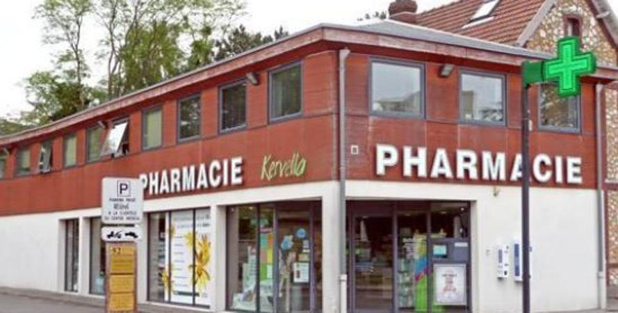Pharmacie Kervella Mont Saint Aignan