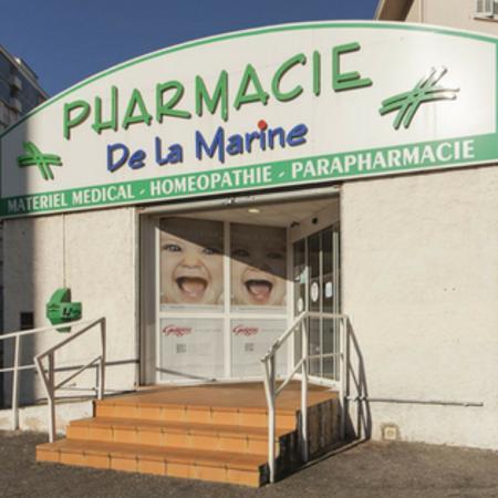 Pharmacie La Marine Marseille