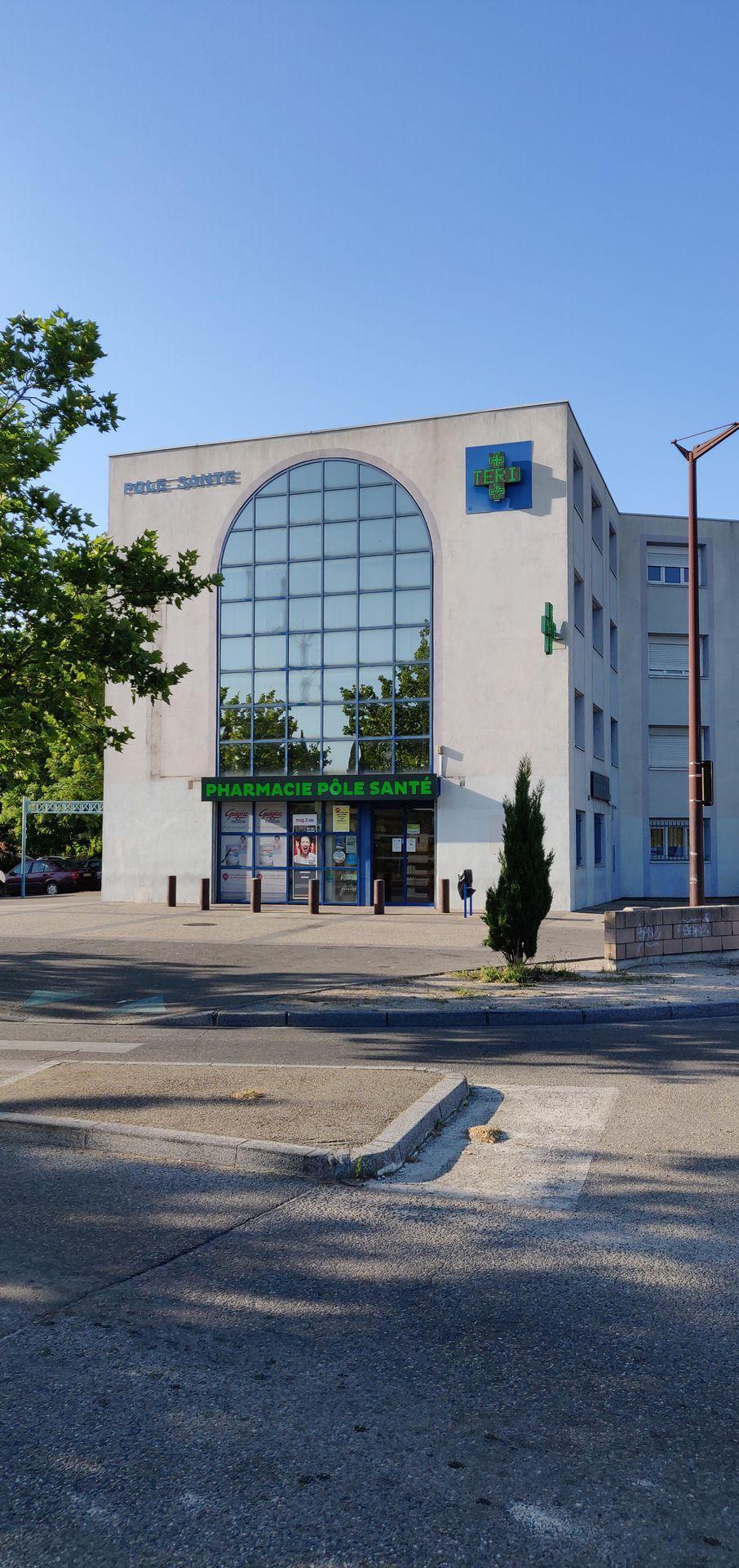 Pharmacie Pole Santé Avignon