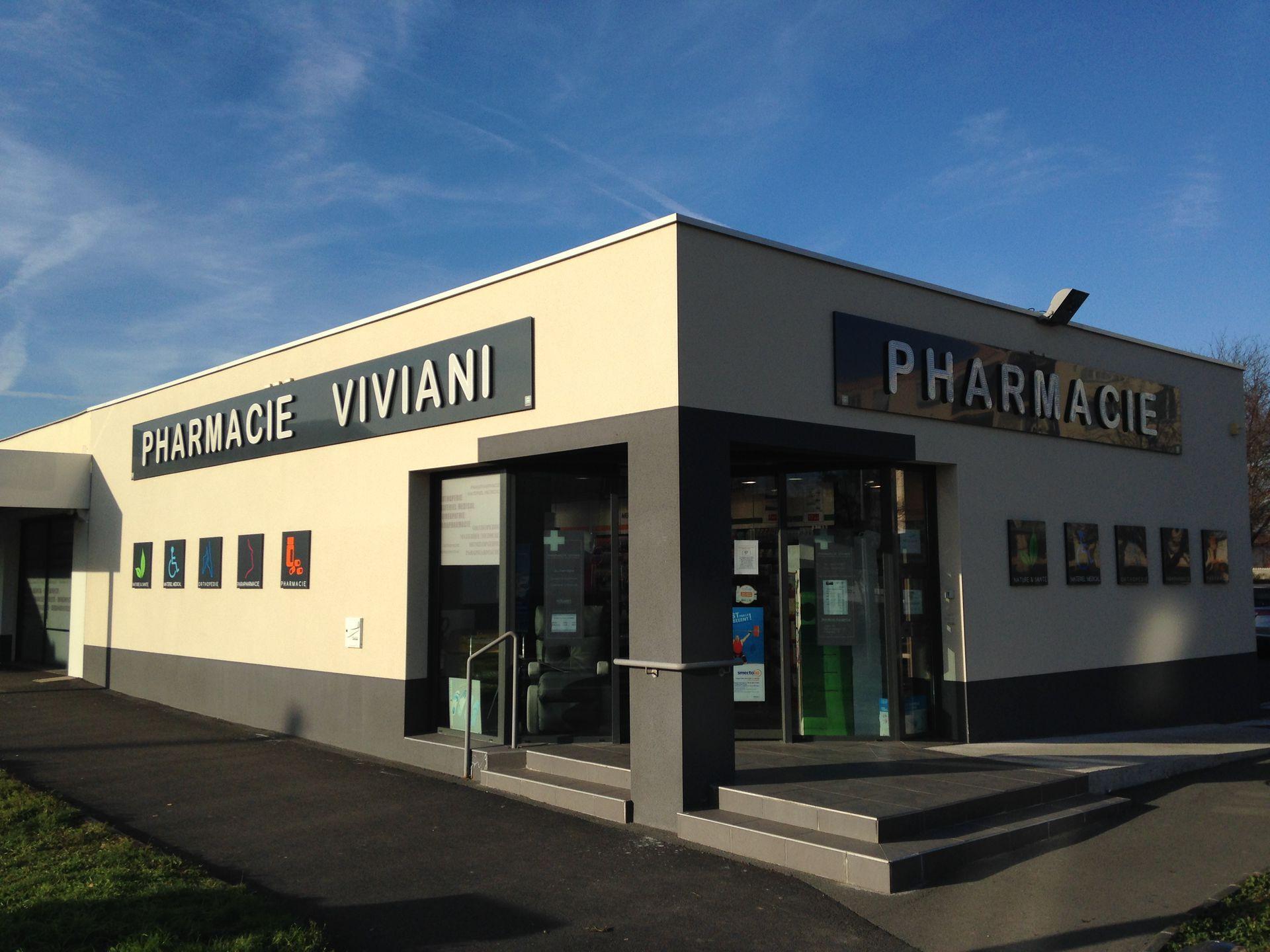 Pharmacie Viviani Clermont Ferrand
