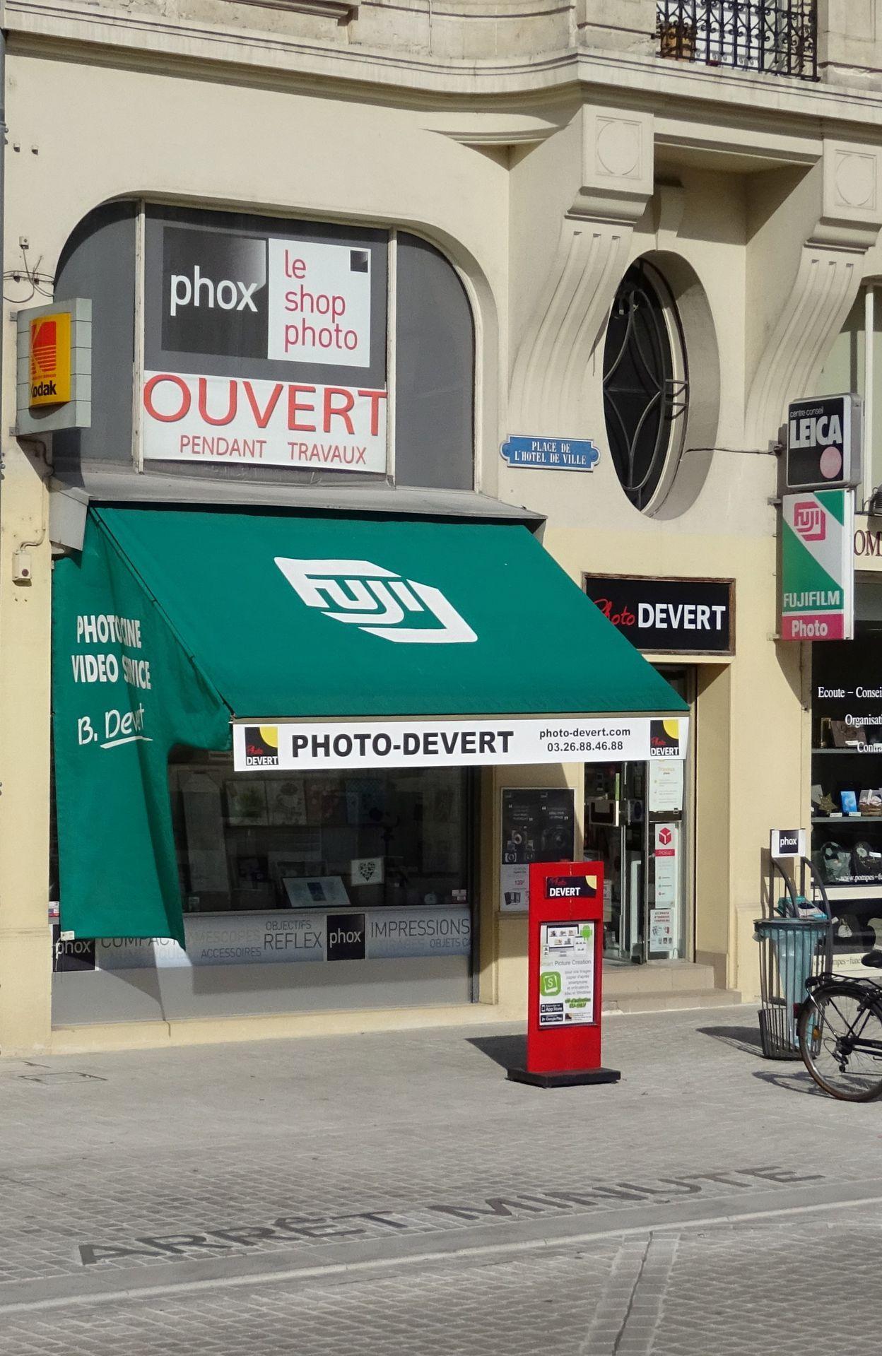 Photo Devert Reims