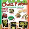 Pizza Chez Fabio Marseille