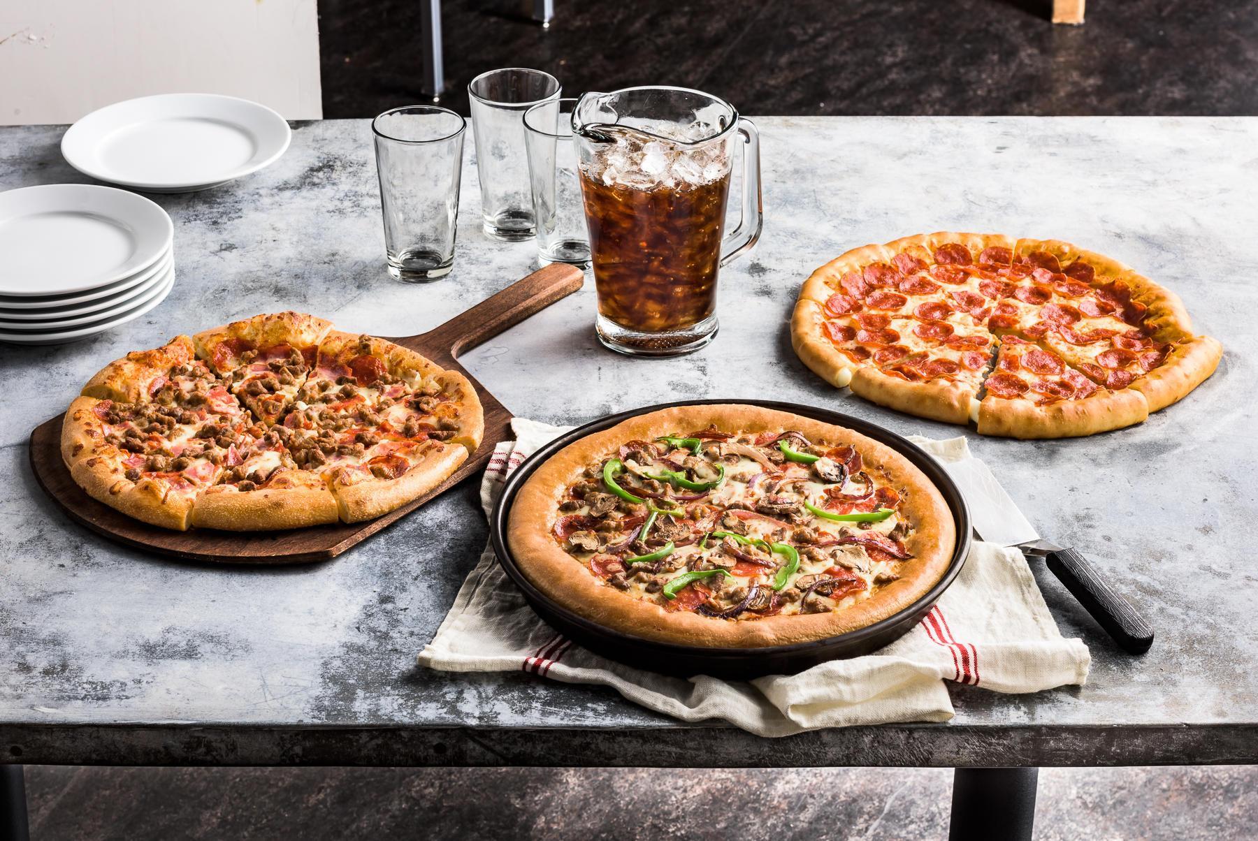 Pizza Hut Paris