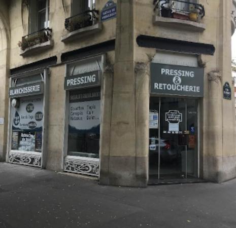 Pressing And Retoucherie Paris
