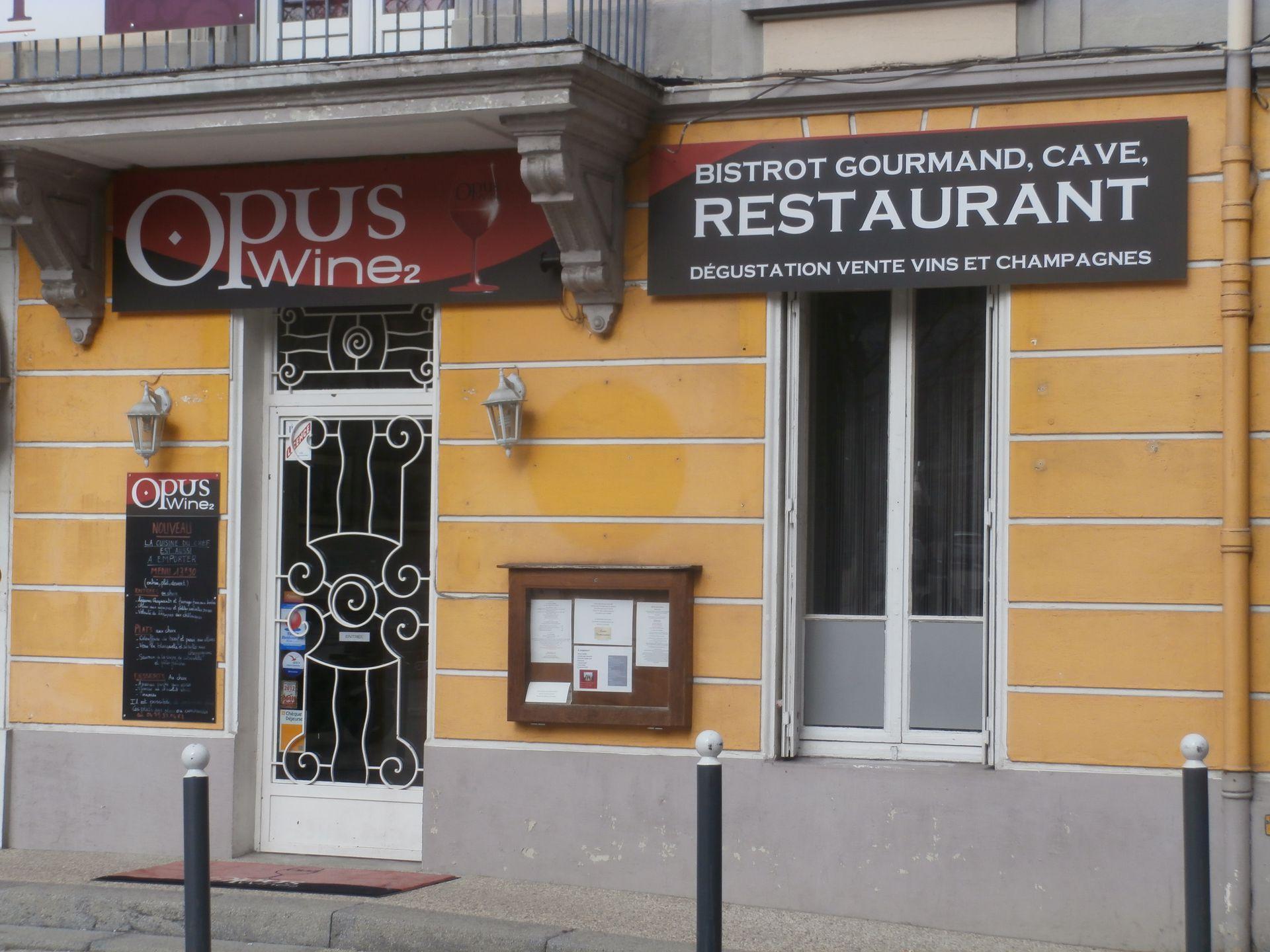 Restaurant ôdix7 Annonay