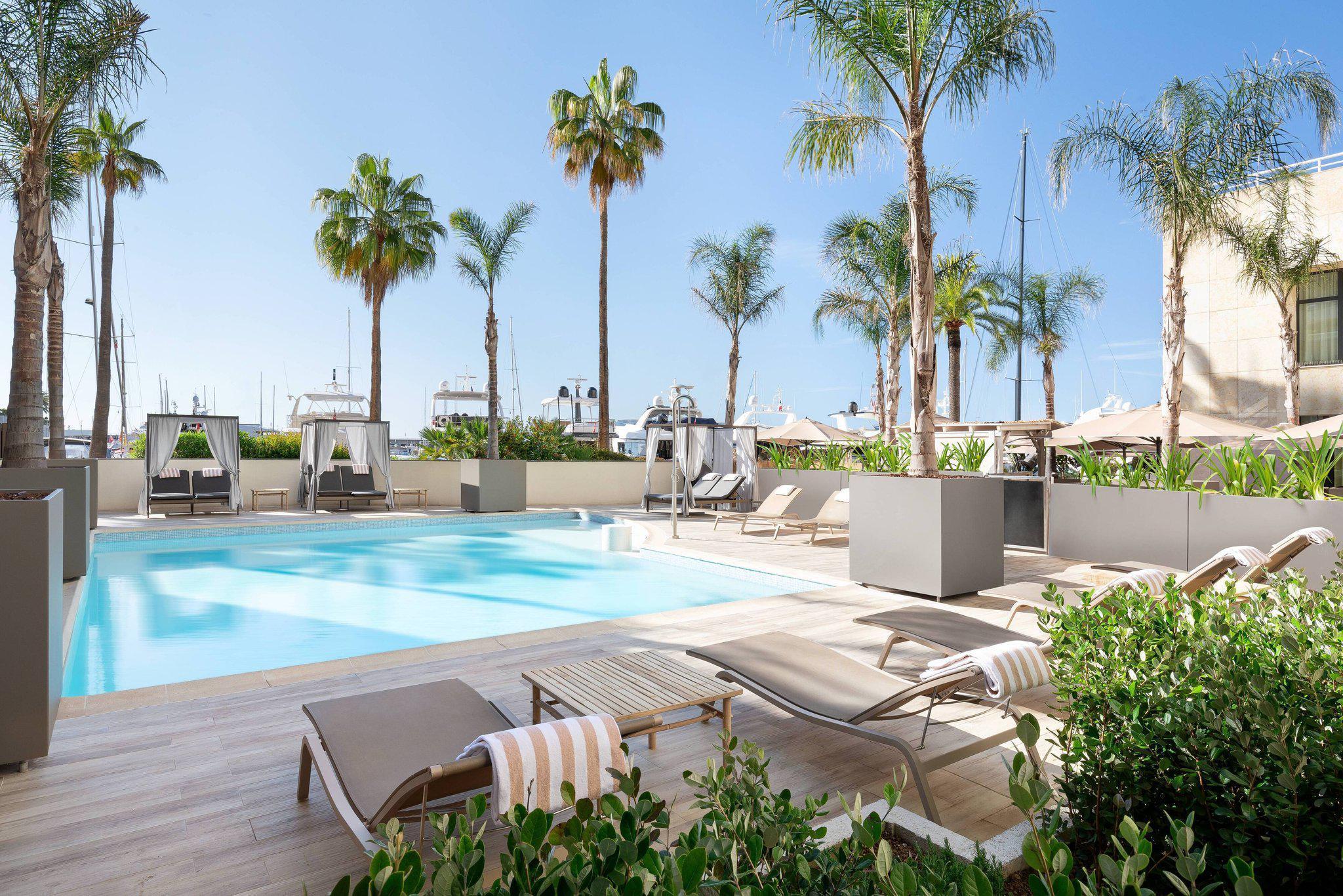 Riviera Marriott Hotel La Porte De Monaco Cap D'ail