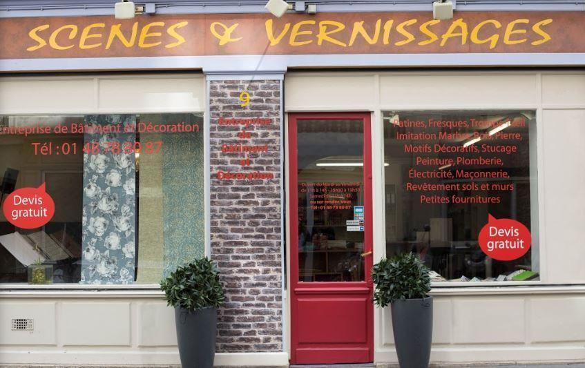 Scènes Et Vernissages Rénovation Paris