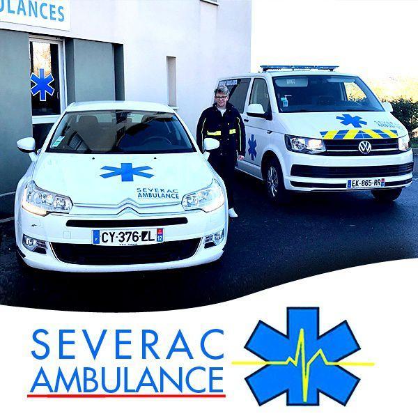 Severac Ambulances Sévérac D'aveyron