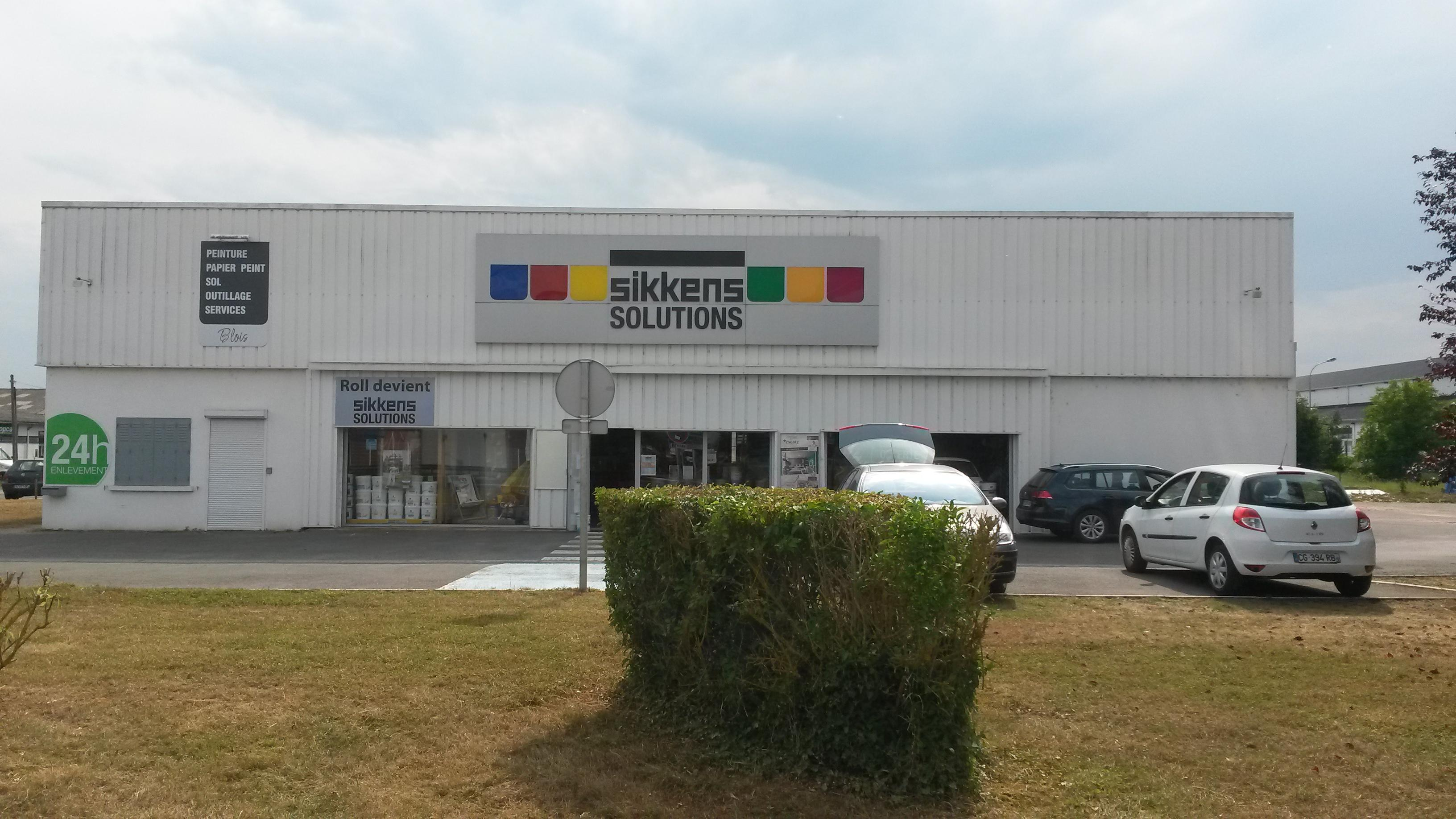 Sikkens Solutions Blois