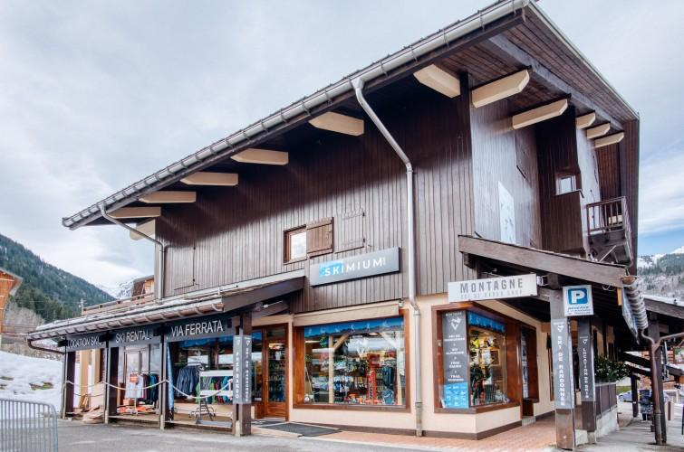 Skimium - Montagne Shop - Location De Ski Areches Beaufort Beaufort