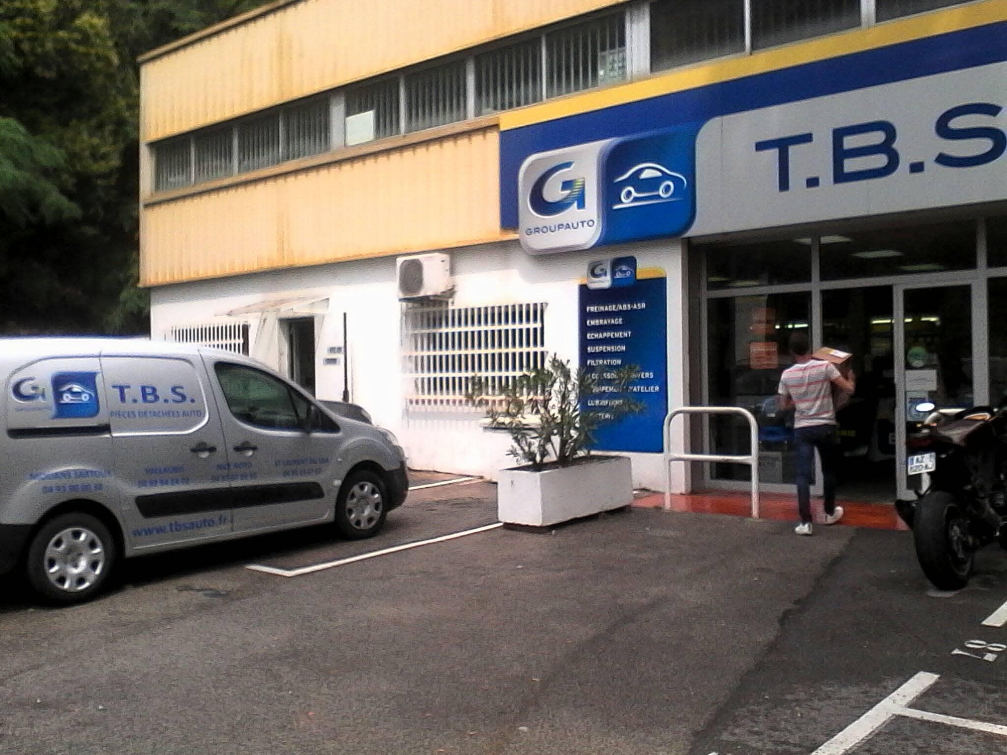T.b.s. Groupauto Saint Laurent Du Var Saint Laurent Du Var