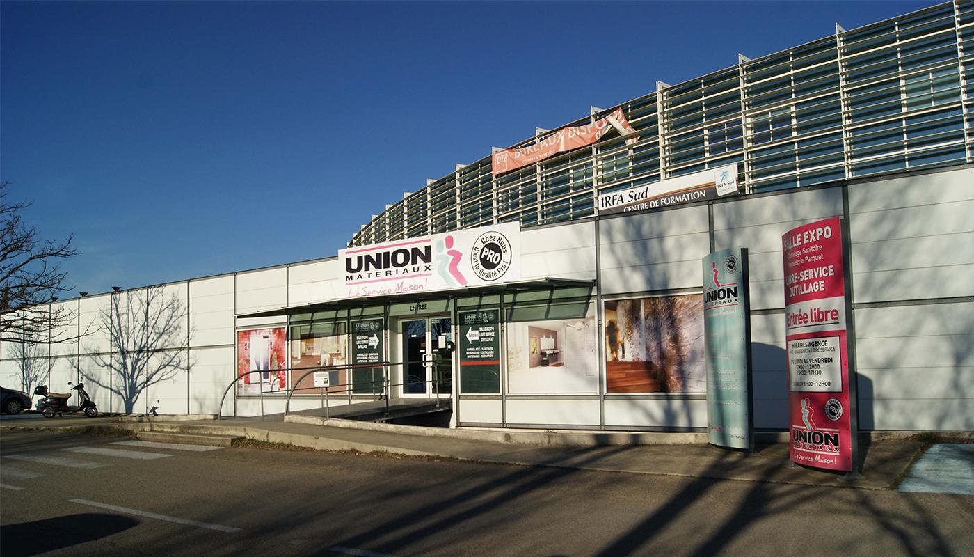 Union-matériaux Nîmes