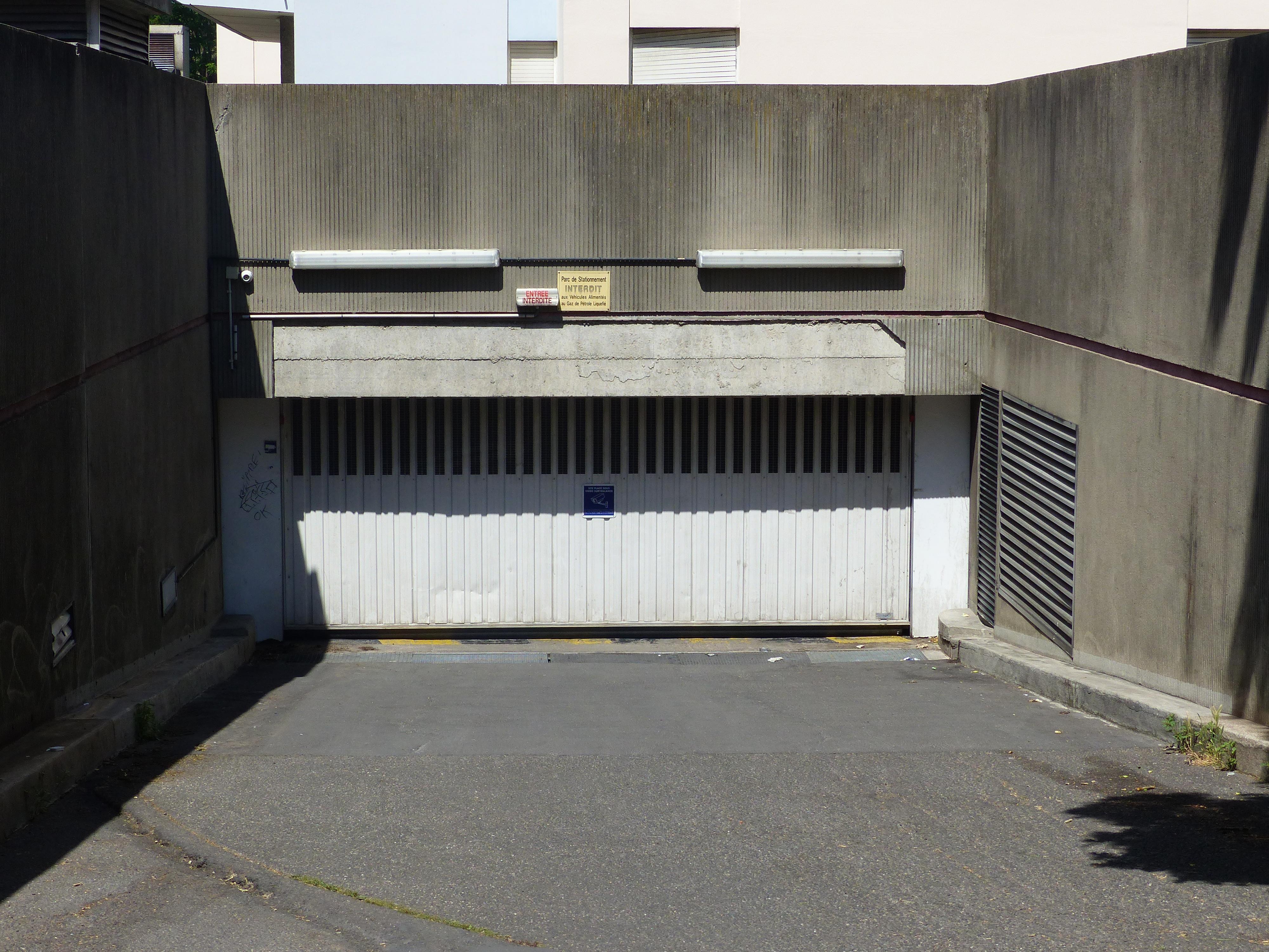 Valopark - Location Box/parking Garde Meuble Paris