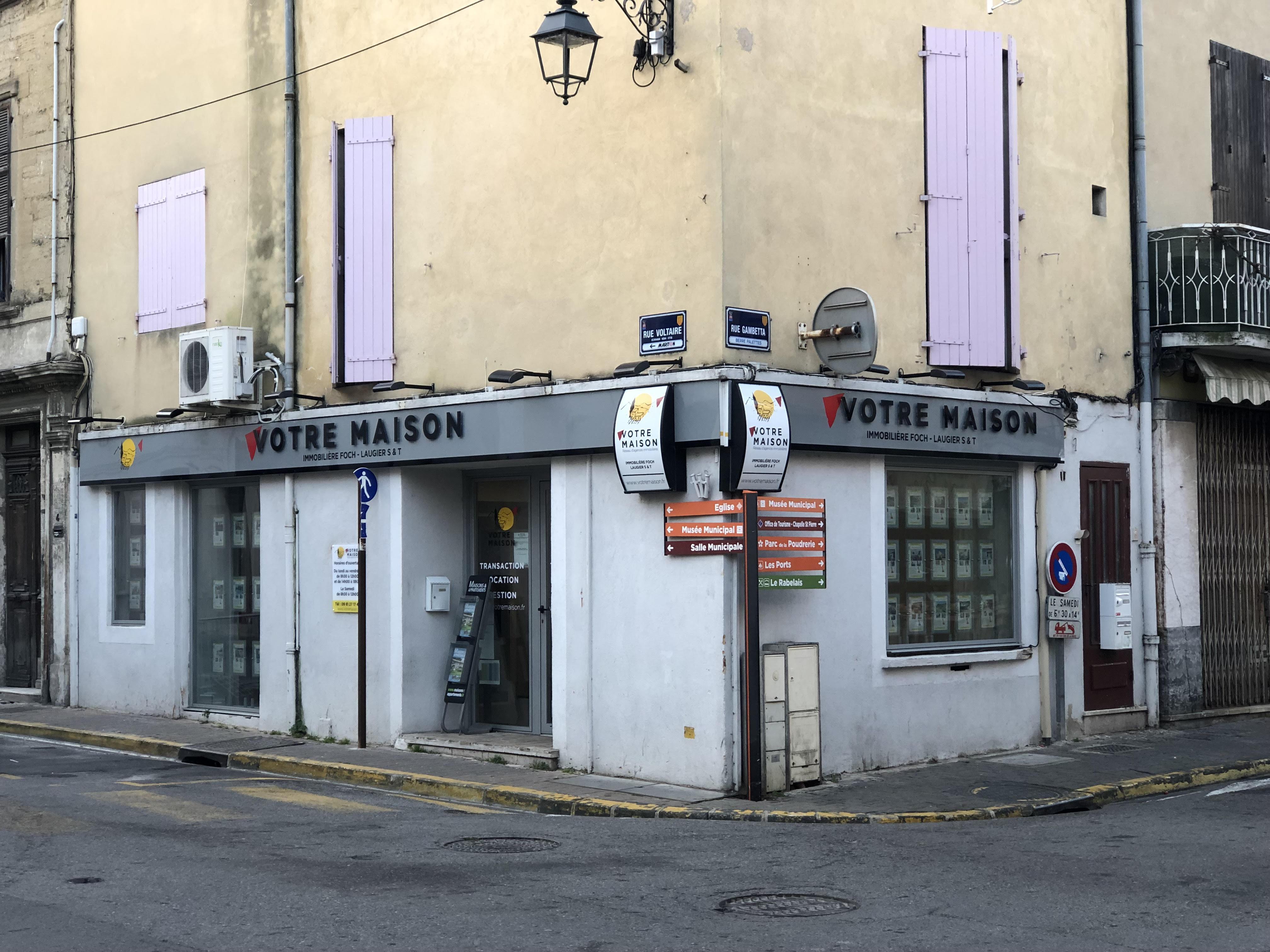 Votre Maison -  Agence Immobilière Saint-chamas  Saint Chamas