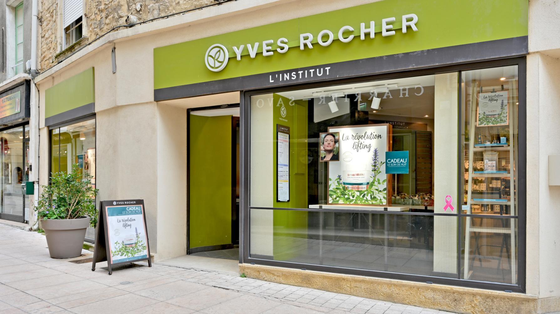 Yves Rocher Bagnols Sur Cèze