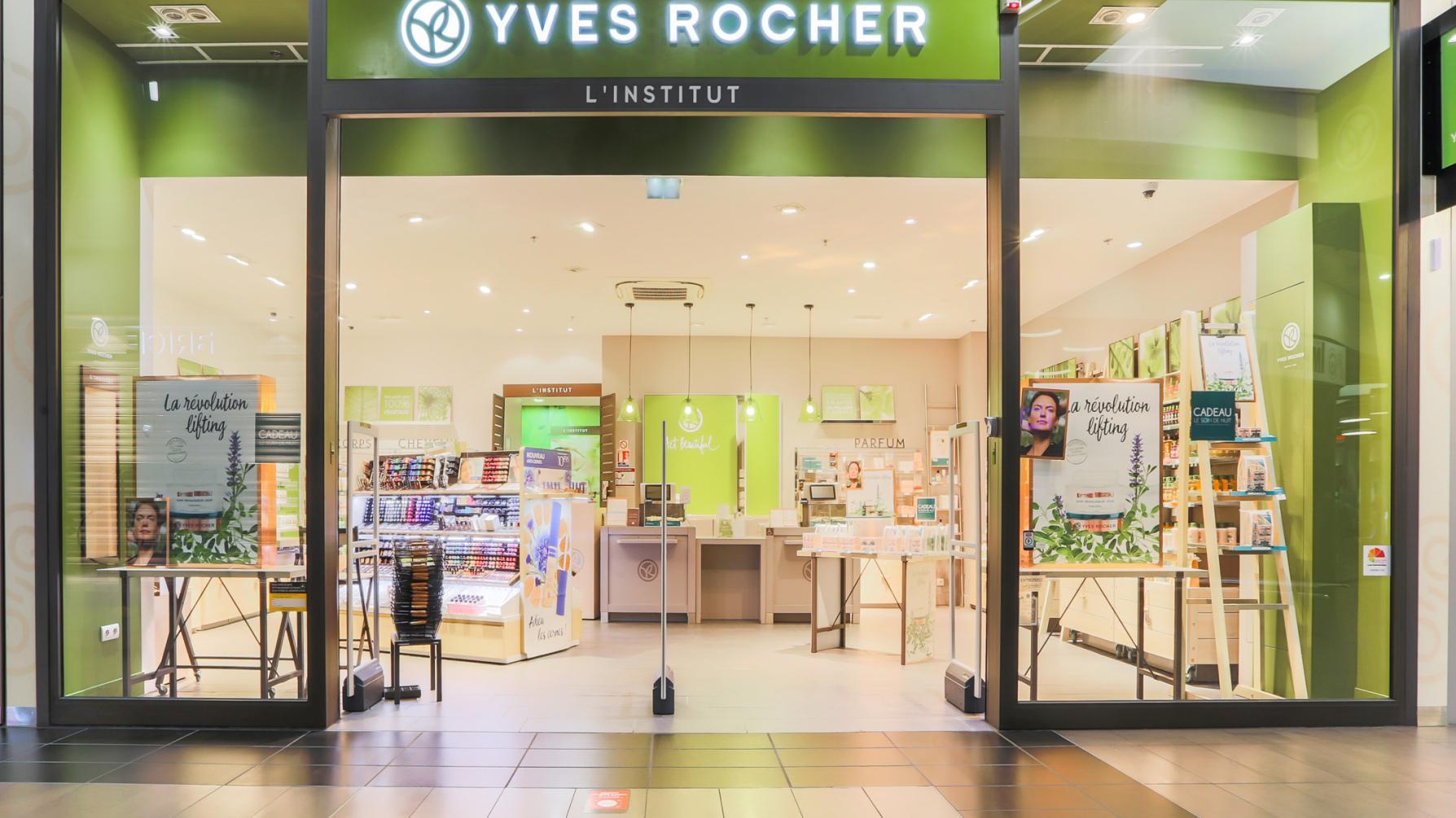Yves Rocher Clermont Ferrand