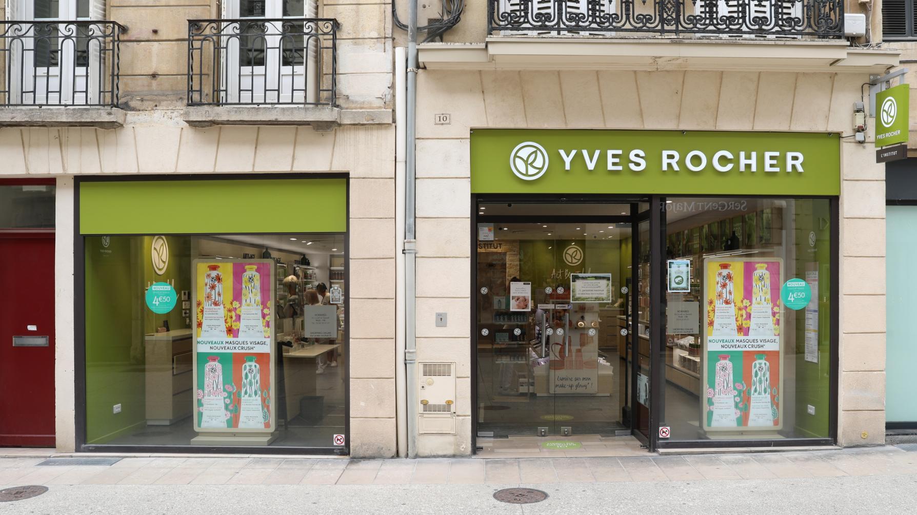 Yves Rocher Dijon