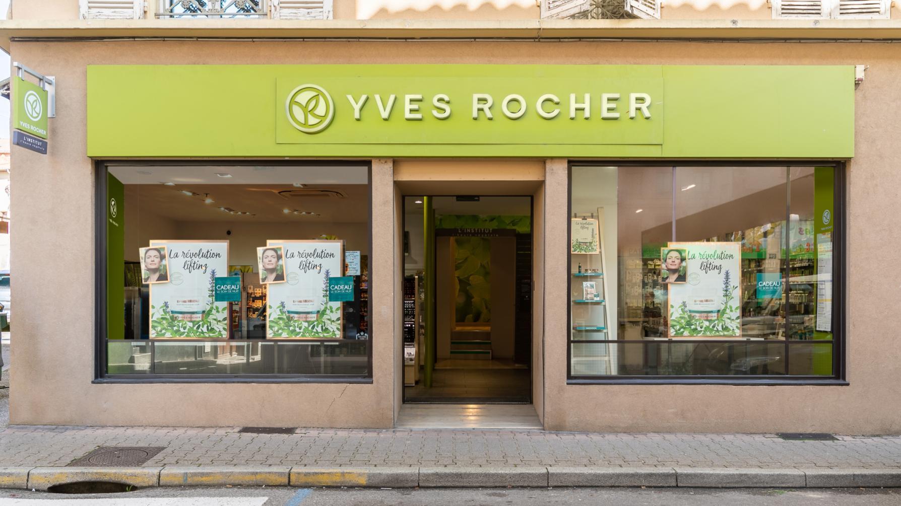 Yves Rocher La Côte Saint André