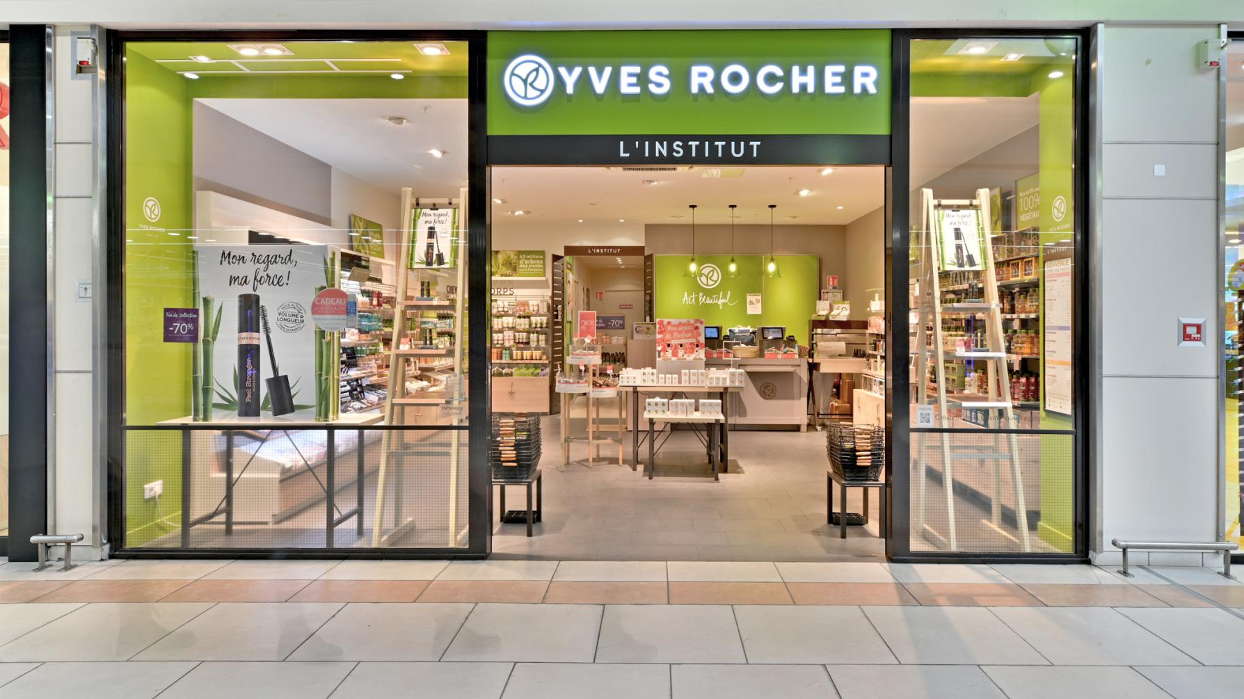 Yves Rocher Les Angles