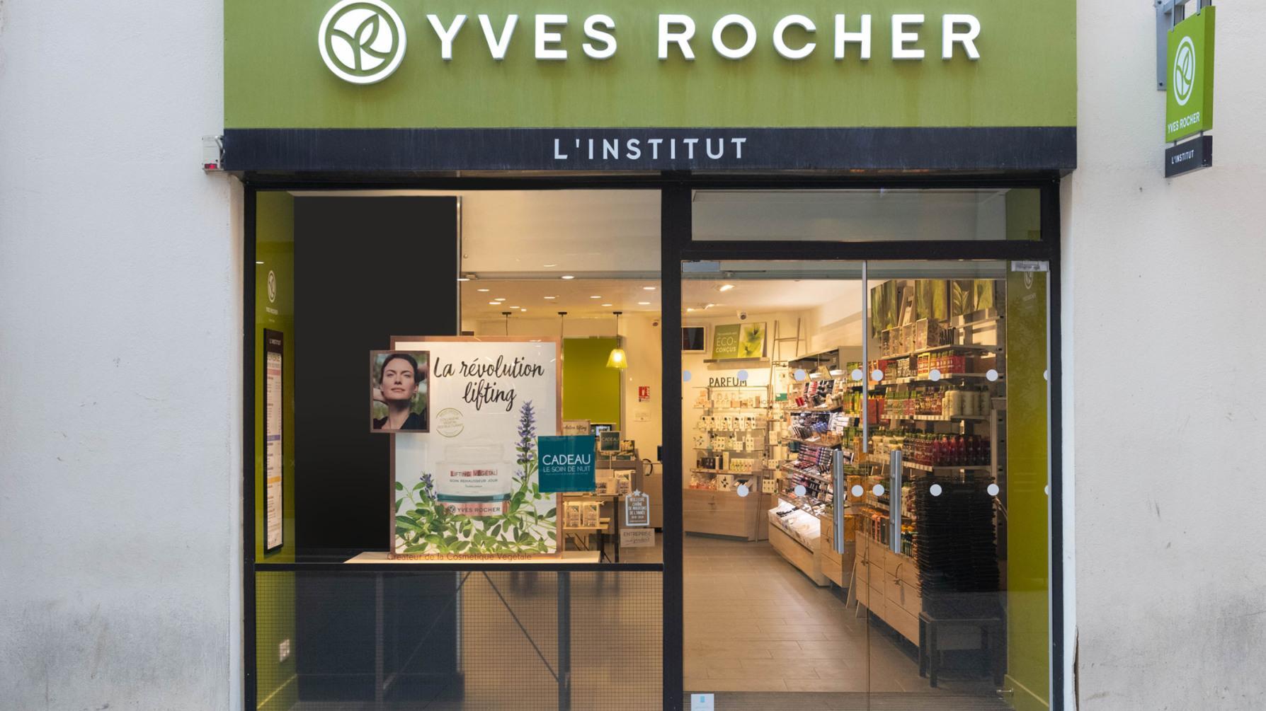 Yves Rocher Montélimar