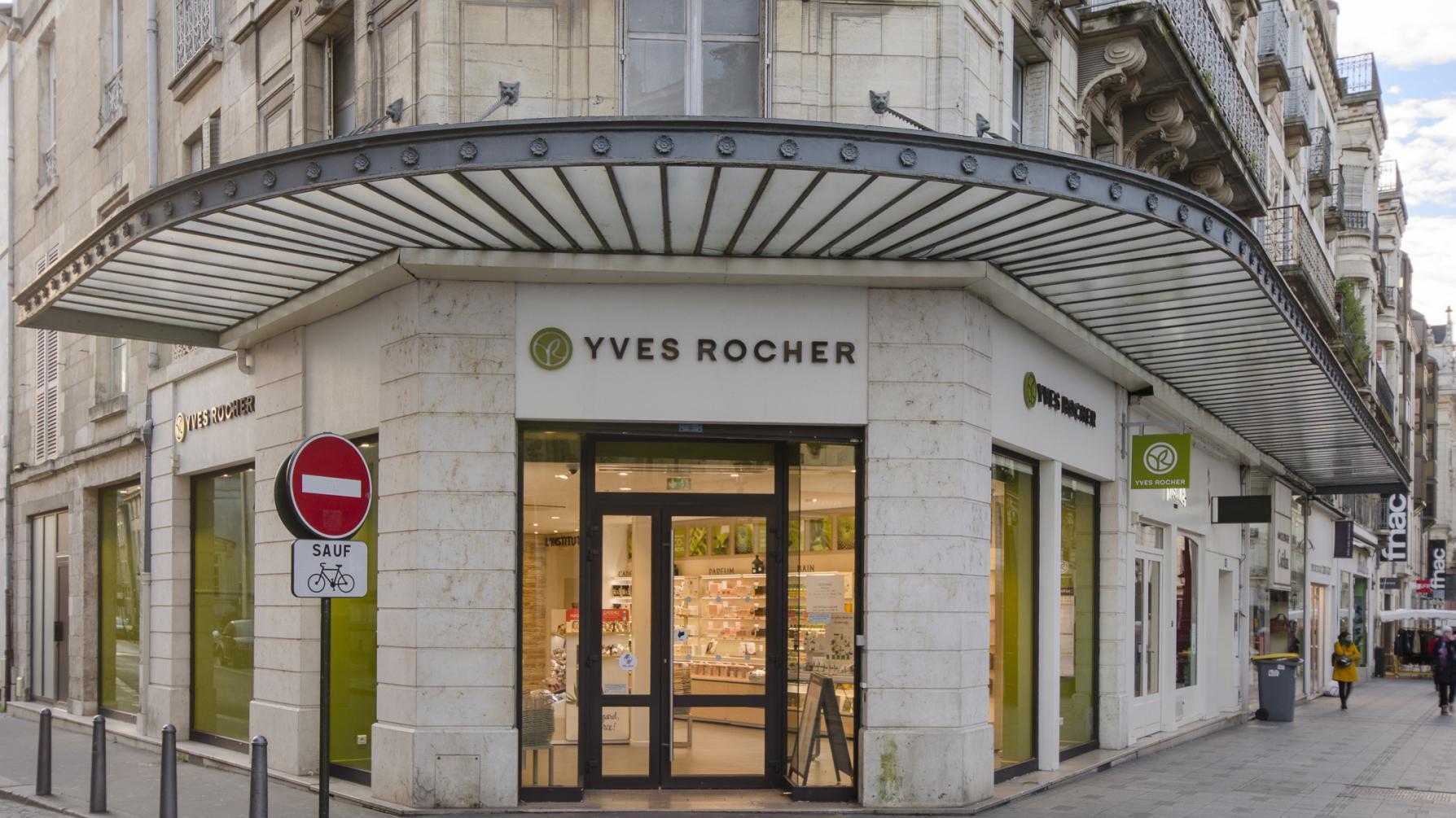 Yves Rocher Orléans