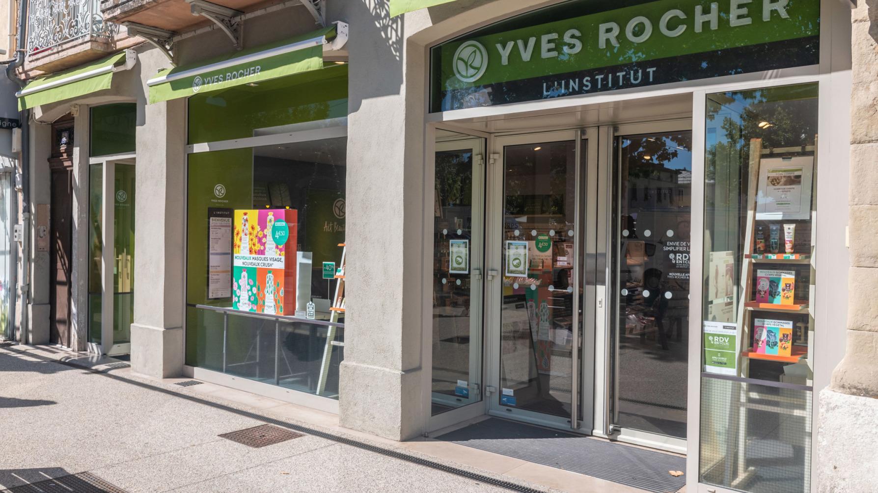 Yves Rocher Romans Sur Isère