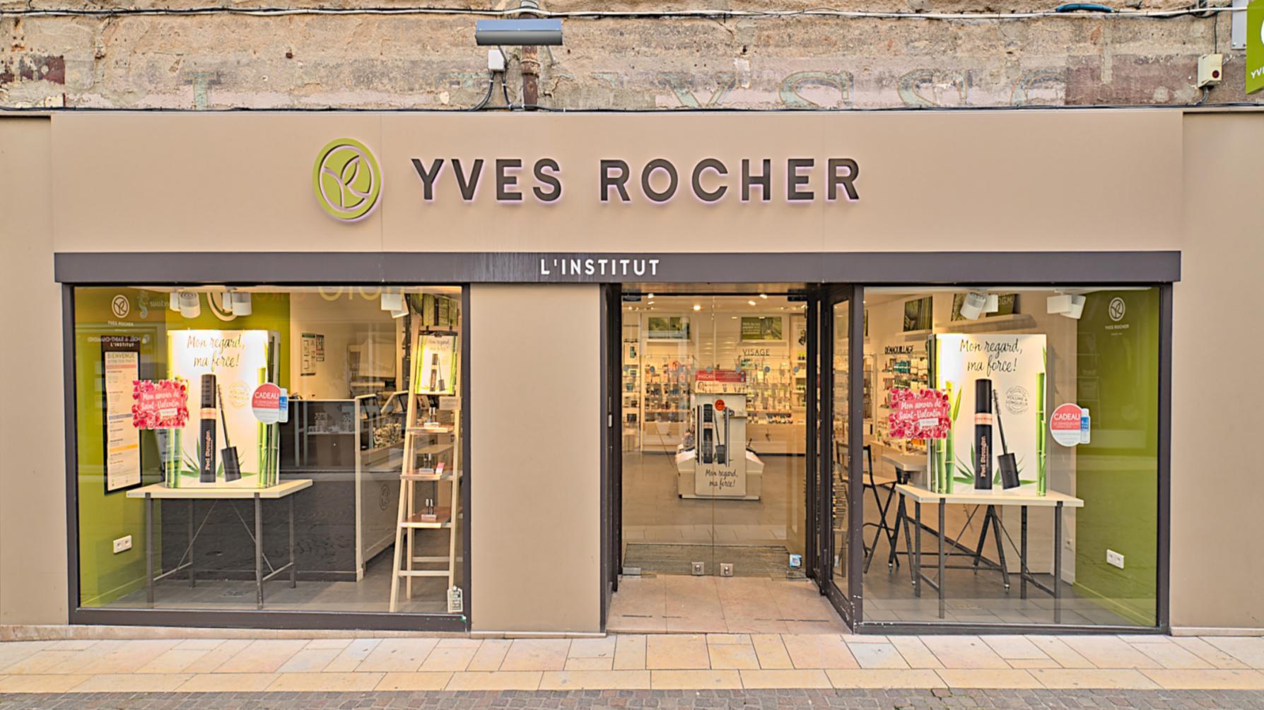 Yves Rocher Saint Chamond