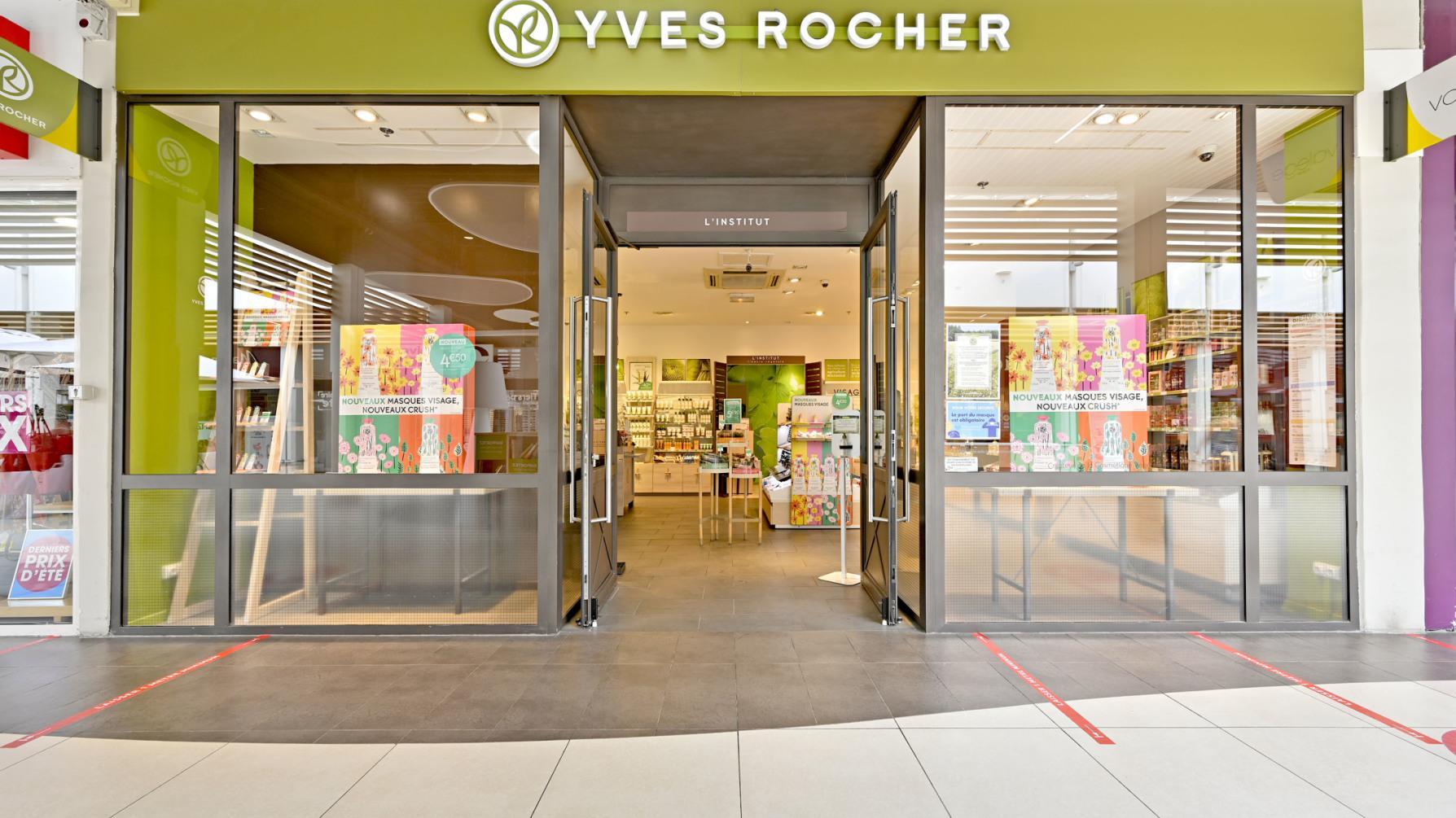 Yves Rocher Saint Jean De Védas