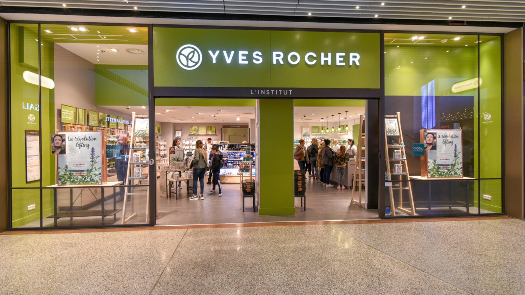 Yves Rocher Saint Laurent Du Var