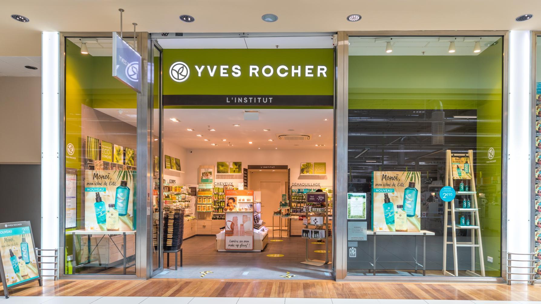 Yves Rocher Sens