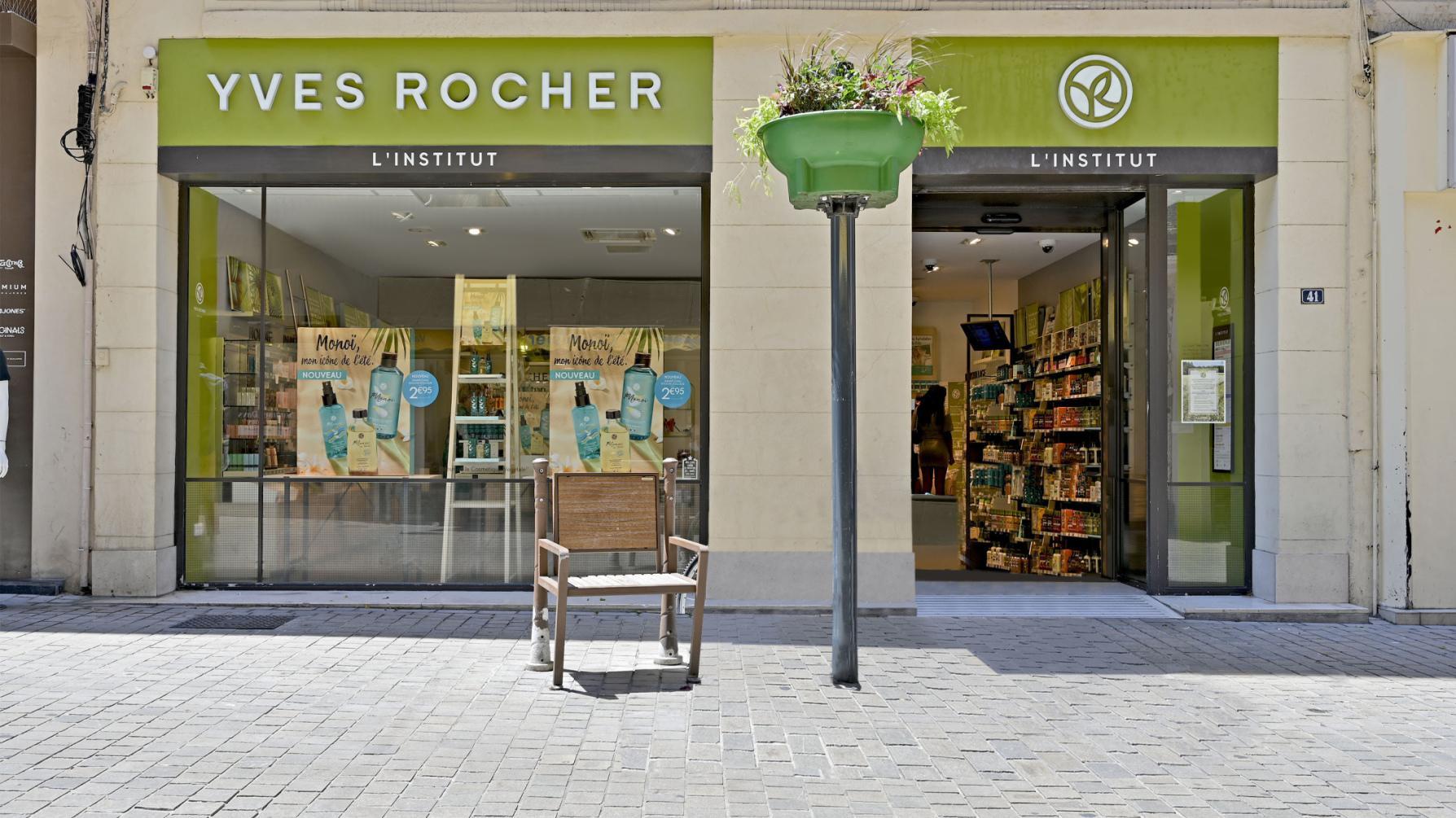 Yves Rocher Sète