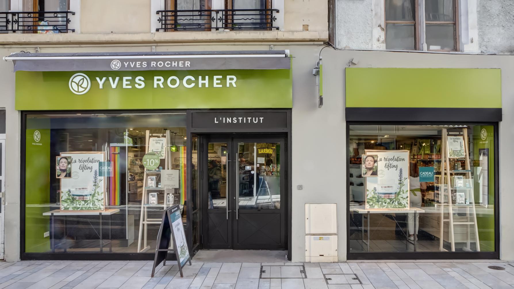 Yves Rocher Thonon Les Bains
