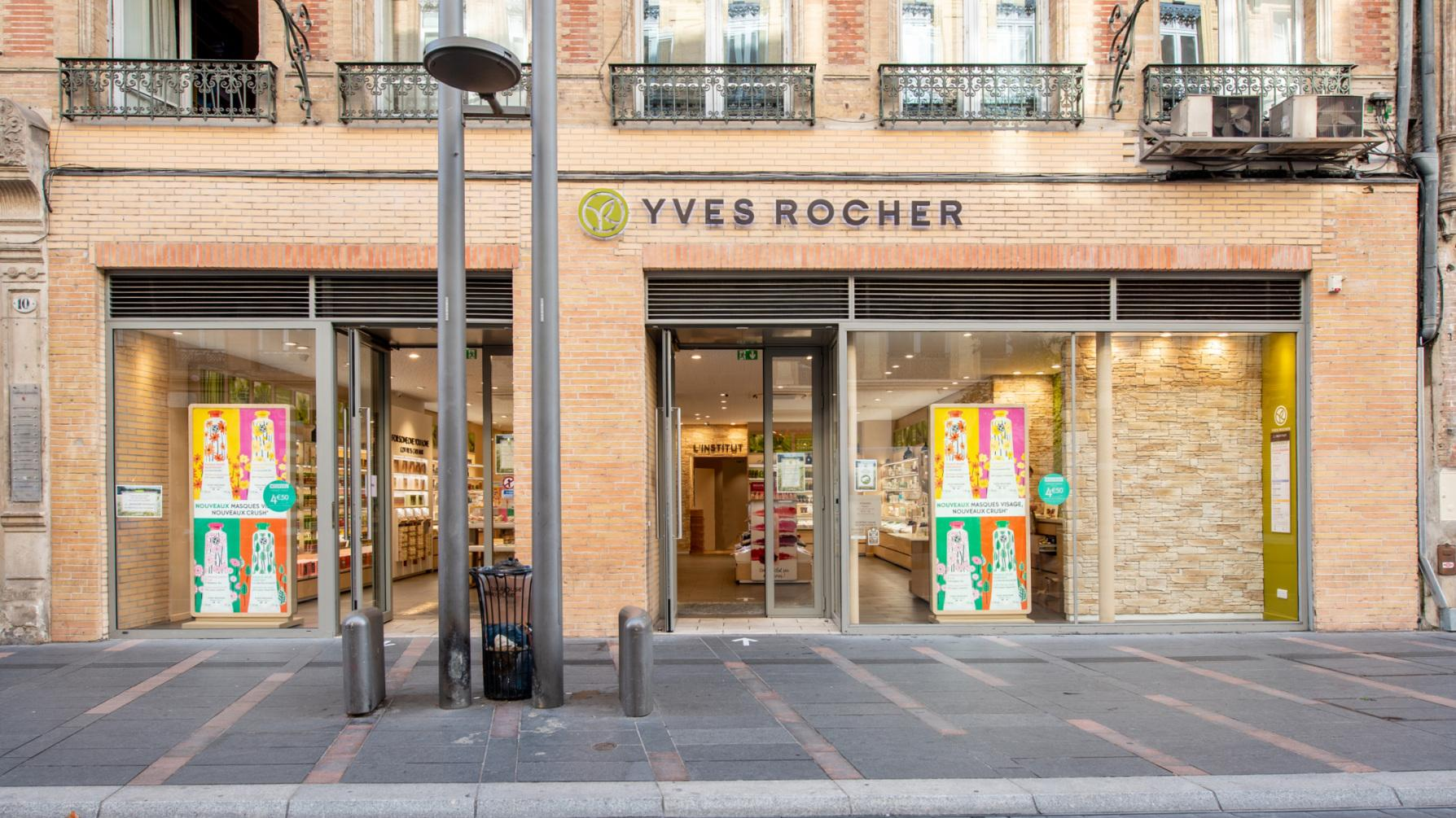 Yves Rocher Toulouse