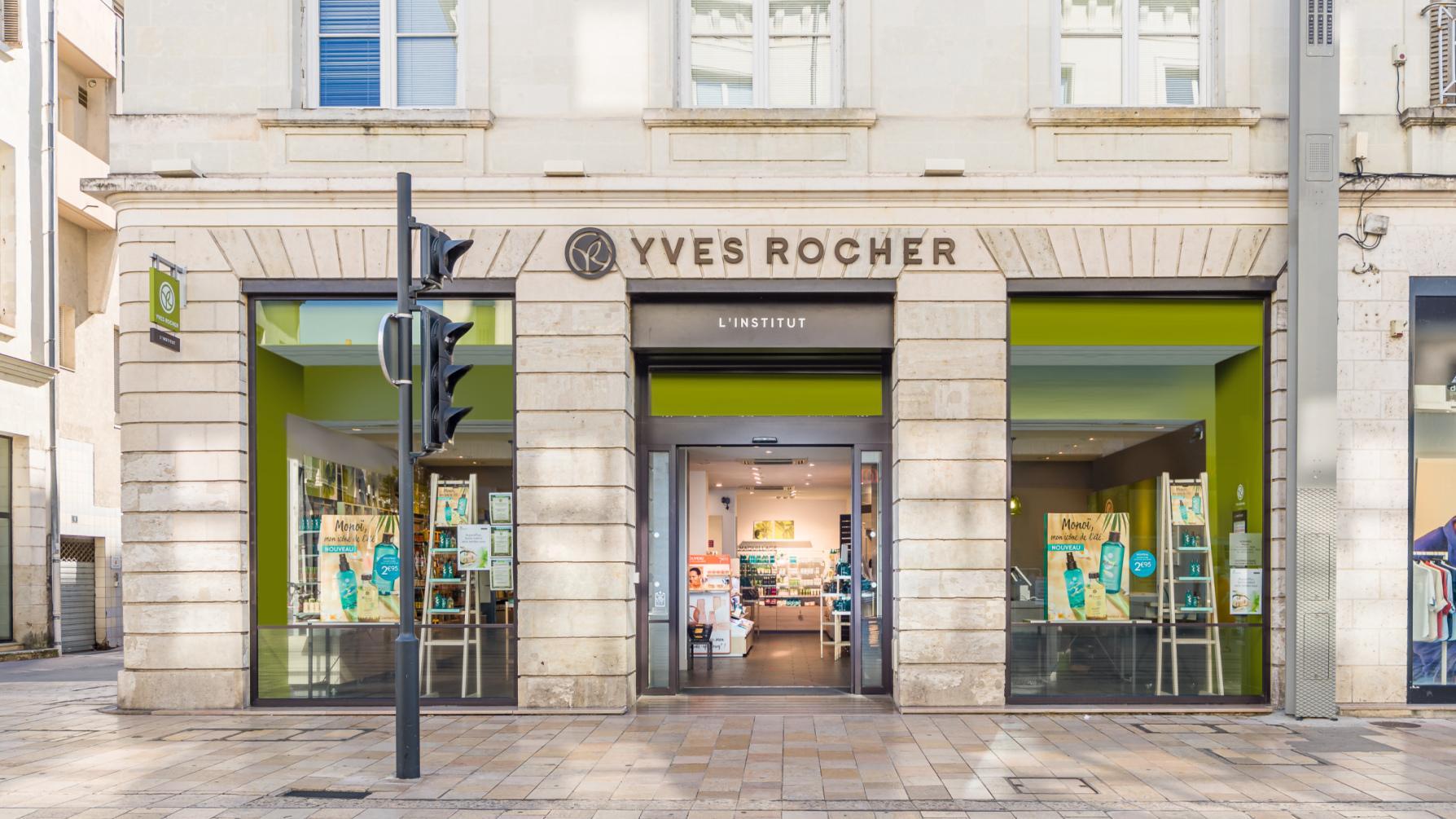 Yves Rocher Tours