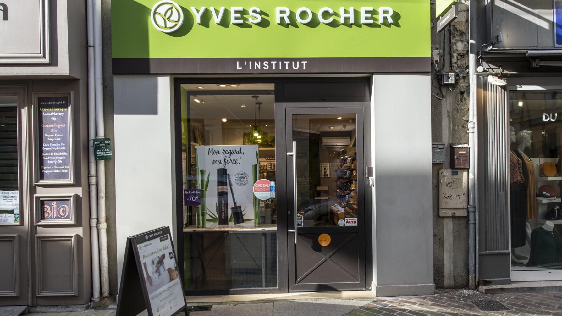 Yves Rocher Vaison La Romaine