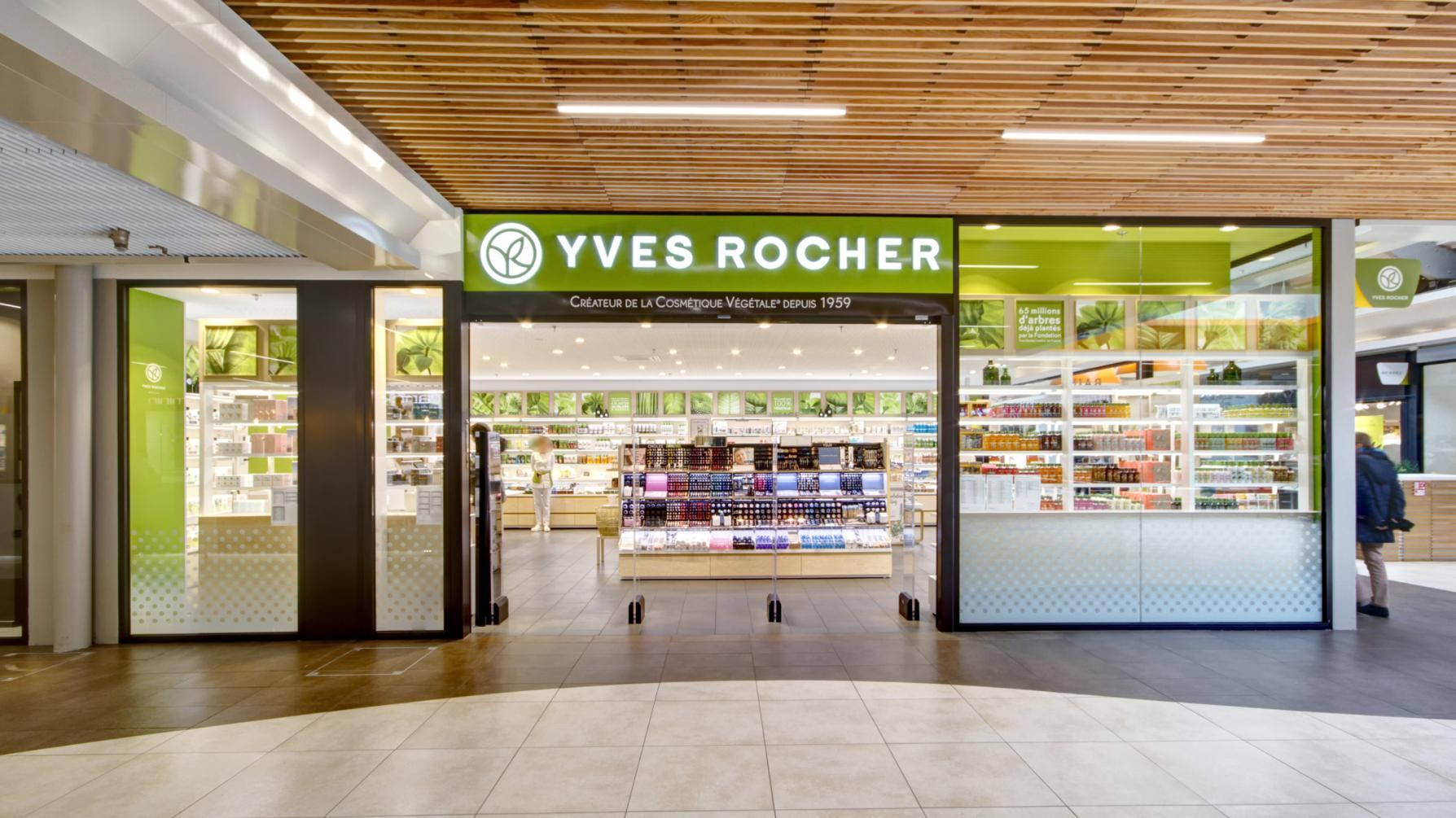 Yves Rocher Vannes