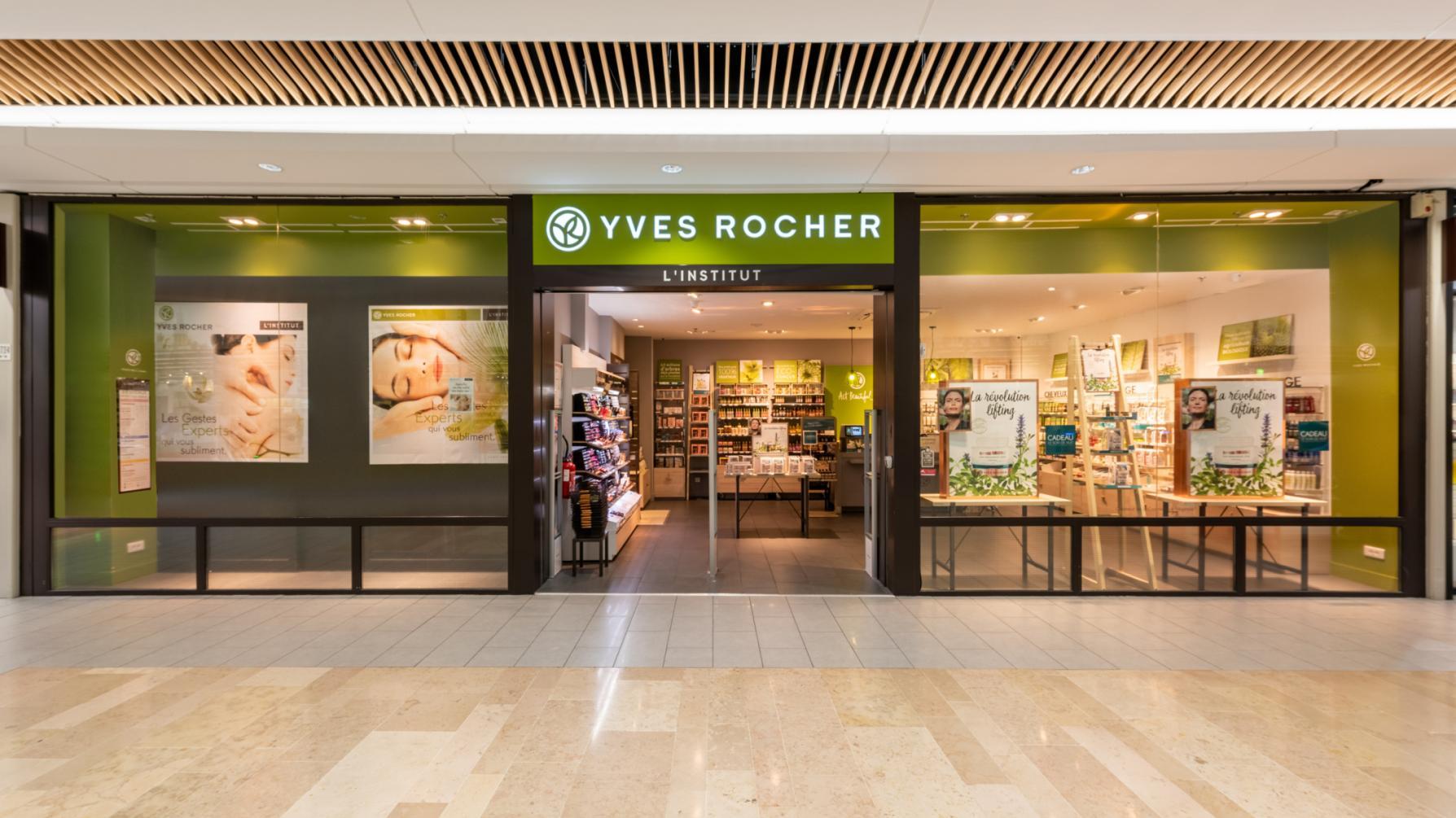 Yves Rocher Vaulx En Velin