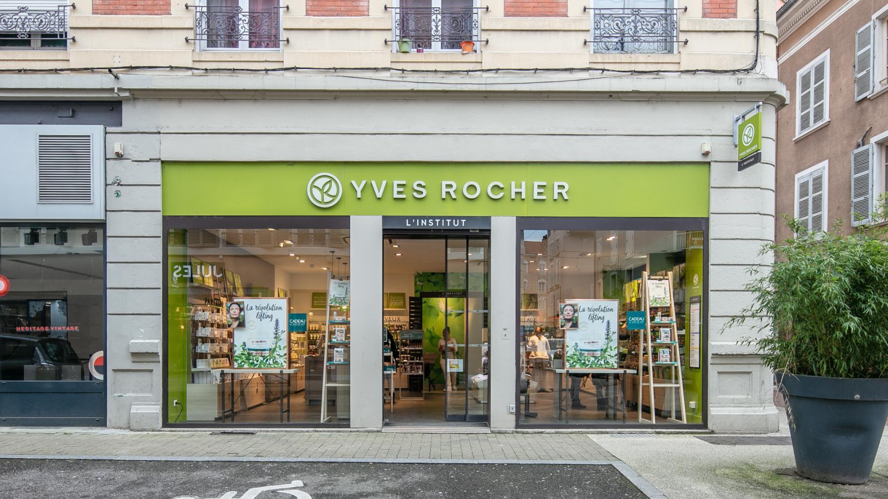 Yves Rocher Voiron